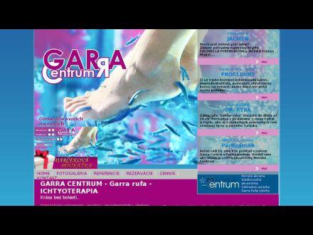 www.garracentrum.sk