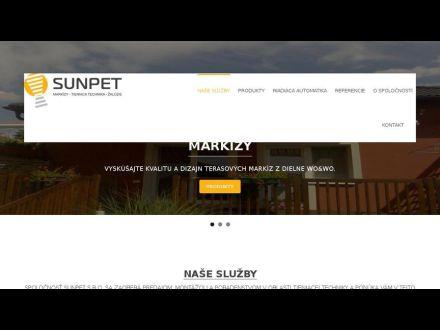 www.sunpet.sk