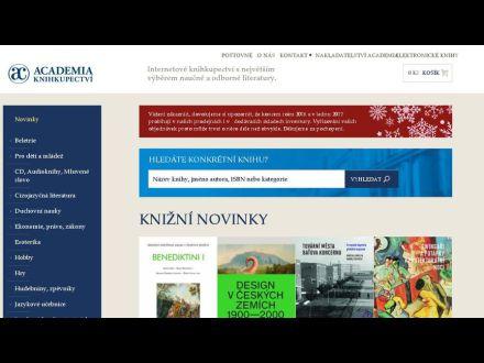 www.academiaknihy.cz