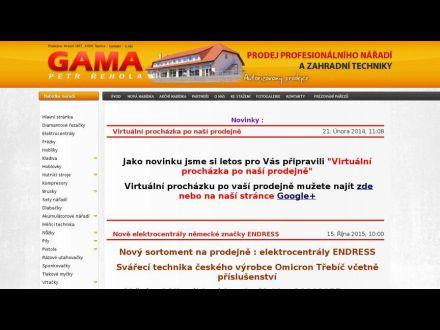 www.gama-naradi.cz