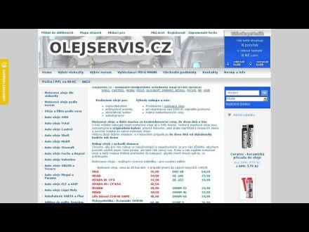 www.olejservis.cz