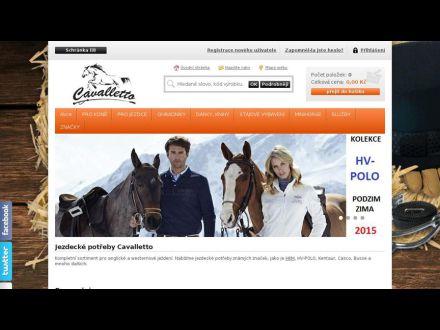 www.cavalletto.cz
