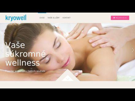 www.kryowell.sk