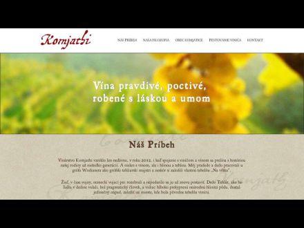 www.komjathi.sk