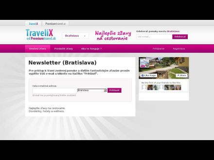 www.travelix.sk