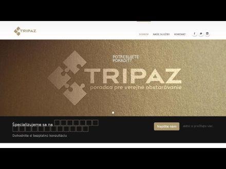 www.tripaz.sk