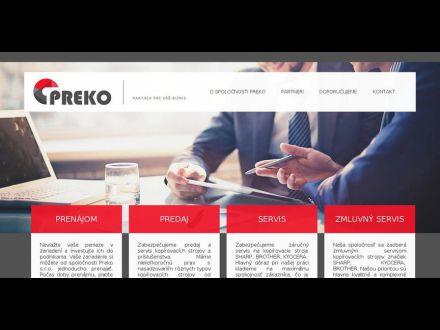www.preko.sk