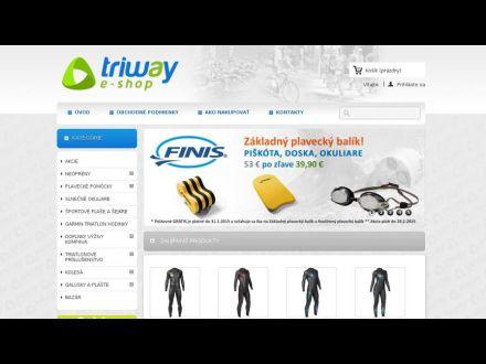 www.triway.sk/e-shop