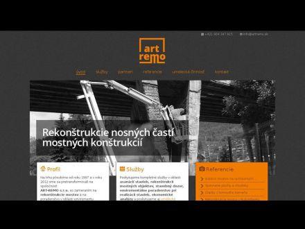 www.artremo.sk