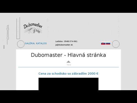 dubomaster.sk/sk/