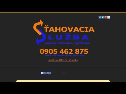 www.stahovacia-sluzba.com