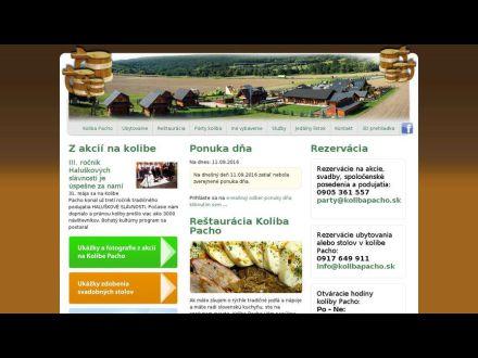 www.kolibapacho.sk