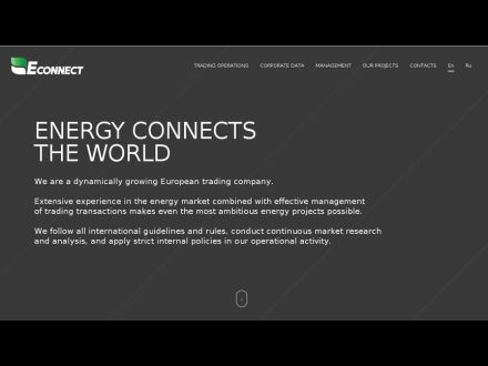 www.econnect.sk