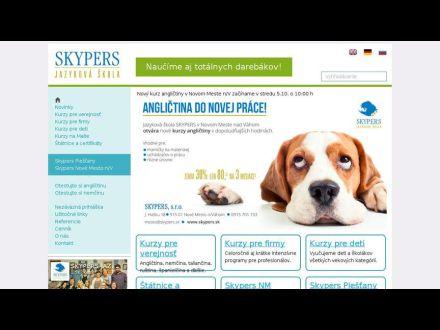 www.skypers.sk