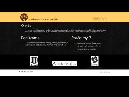 www.hirk.sk