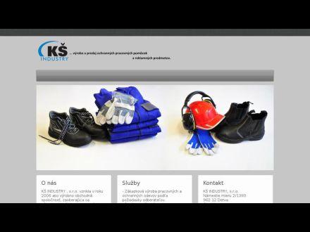 www.ksindustry.sk