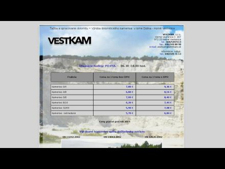 www.vestkam.sk