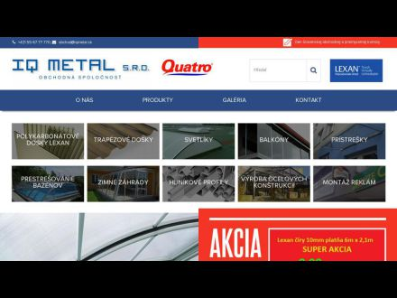 www.iqmetal.sk