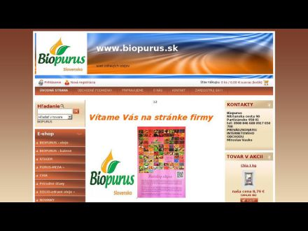 www.biopurus.sk