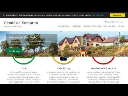 www.geodeziakomarno.sk