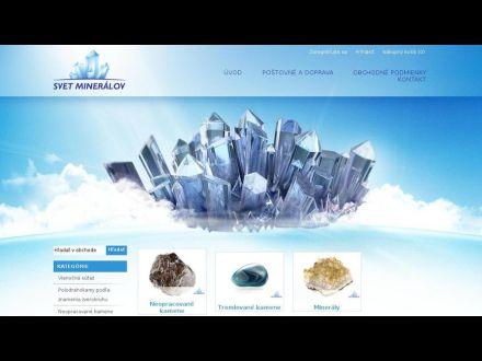 www.svet-mineralov.sk