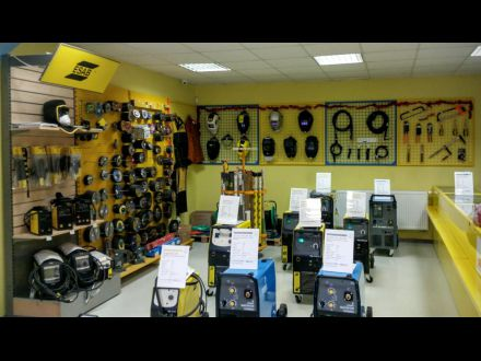 Predajňa zváračskej a zámočníckej techniky Strojzvar BaP spol. s.r.o. obr. 5