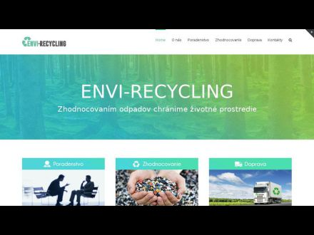 www.envirecycling.sk