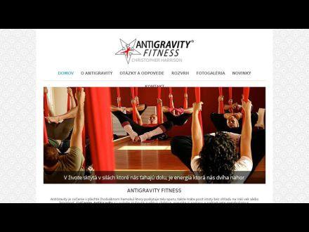 www.antigravityfitness.sk