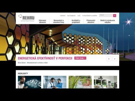 www.rehau.sk