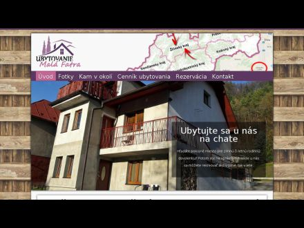 www.ubytovanie-malafatra.sk