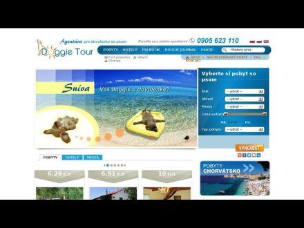 www.doggietour.sk