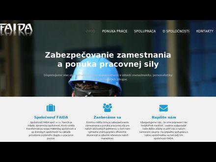 www.faida.sk