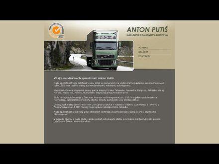 www.antonputis.sk
