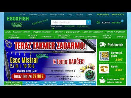 www.esox-rybar.sk