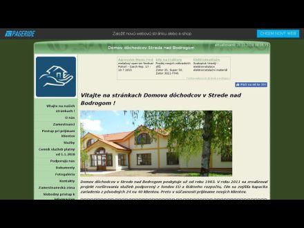 www.domovdochodcov.wbl.sk