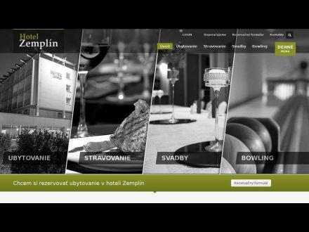 www.hotelzemplin.sk