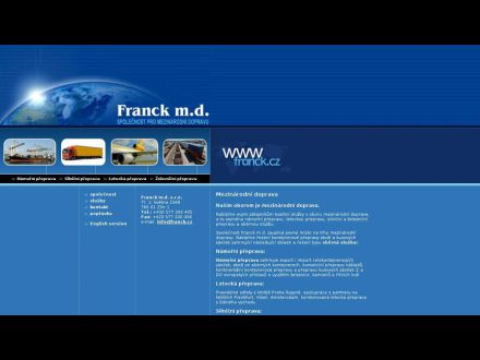 www.franck.cz