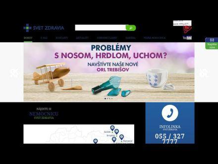www.svetzdravia.com