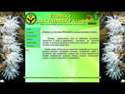 www.jaskyniari.sk