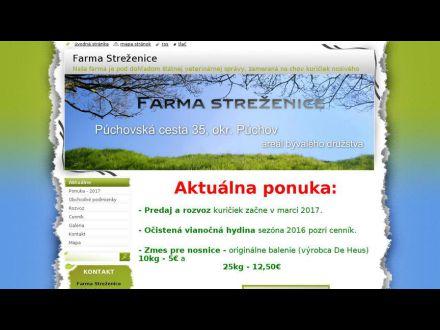 www.farmastrezenice.sk