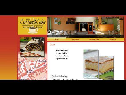 www.caffee-cake.sk