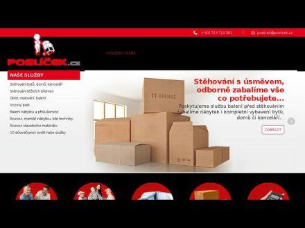 www.poslicek.cz