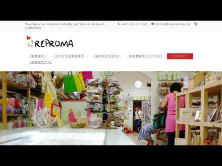 www.mojareproma.sk