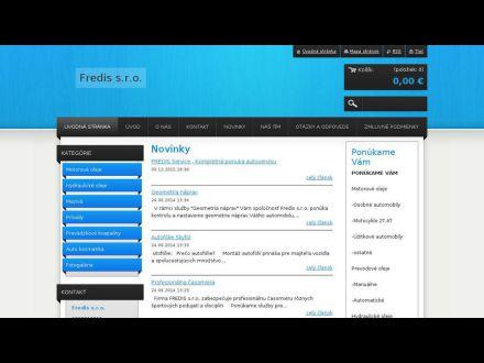 www.fredis.sk