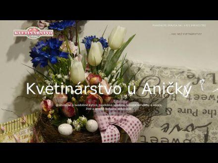 kvetinarstvouanicky.webjet.sk/