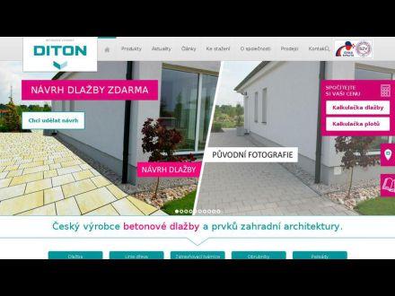 www.diton.cz