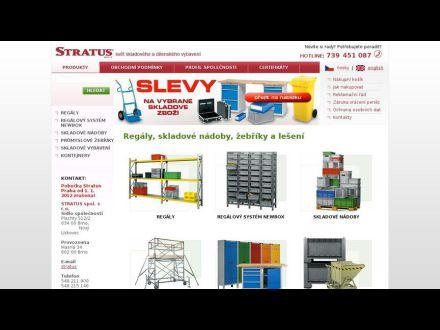 www.stratus-bohemia.cz