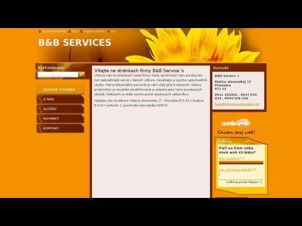 www.b-b-services.webnode.sk