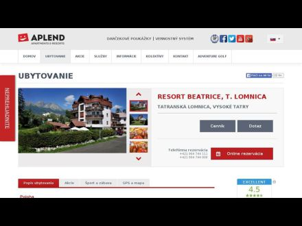 www.aplend.com/ubytovanie/11/resort-beatrice-t-lomnica