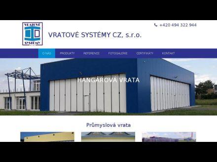 www.vratovesystemy.cz
